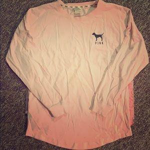 Victoria's Secret PINK campus sweatshirt